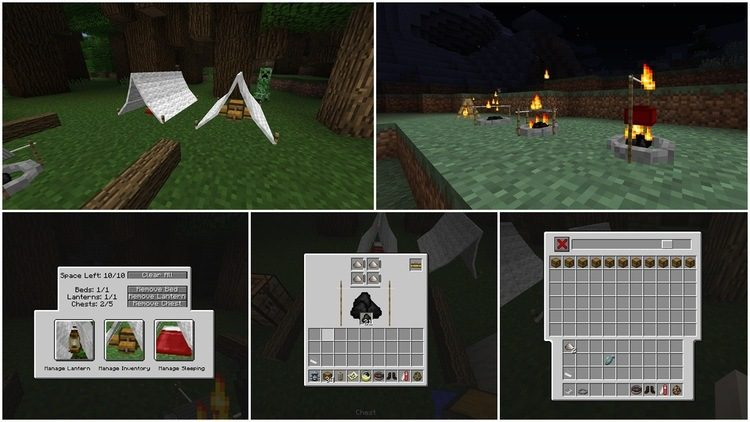 The Camping Mod 3