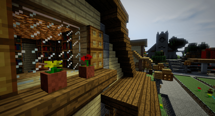 Chocapic13's Shaders 6