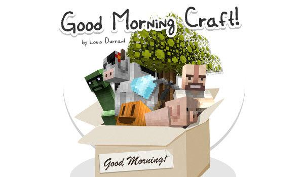 Good Morning Craft Resource Pack Logo