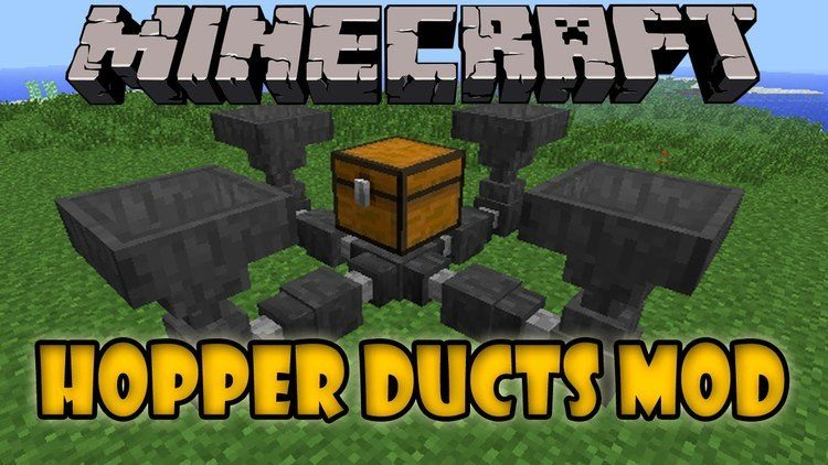 Hopper Ducts Mod 0