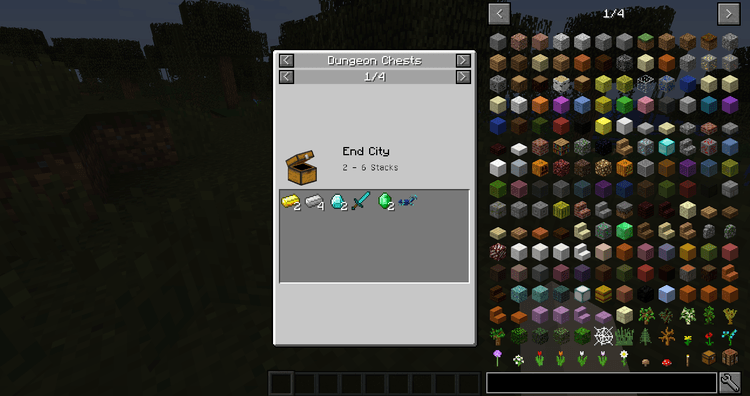 Just Enough Resource Mod 3