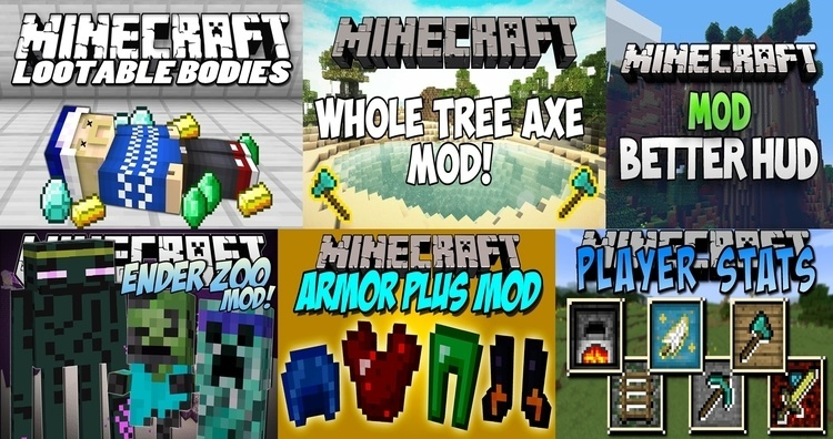 Minecraft Forge Mods