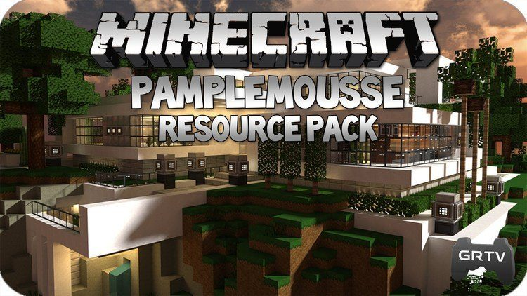 Pamplemousse Resource Pack Logo