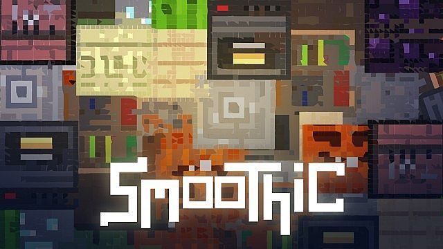 Smoothic Resource Pack Logo