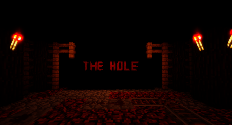 The Hole Map Logo
