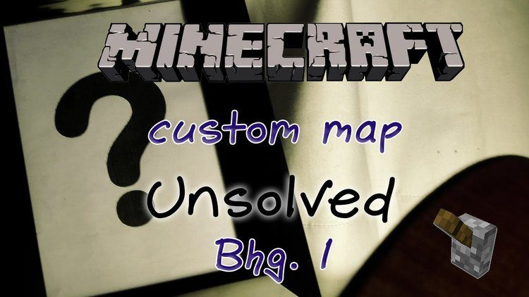 UnSolved Map Logo