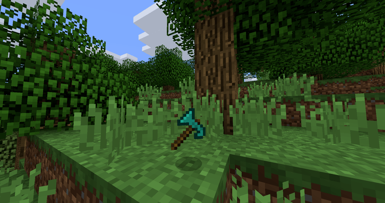 Whole Tree Axe Mod 3