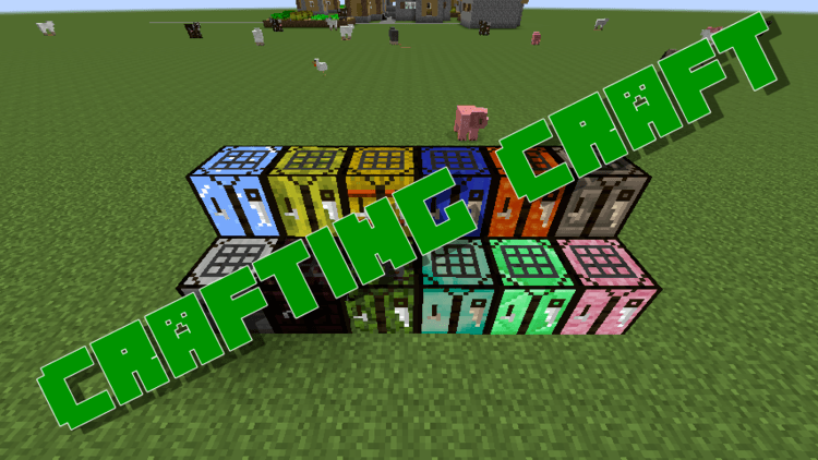 Crafting Craft Mod 0