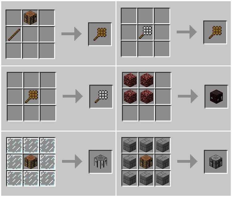Crafting Craft Mod 3