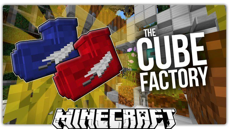 Cube Factory The Colours Map 0