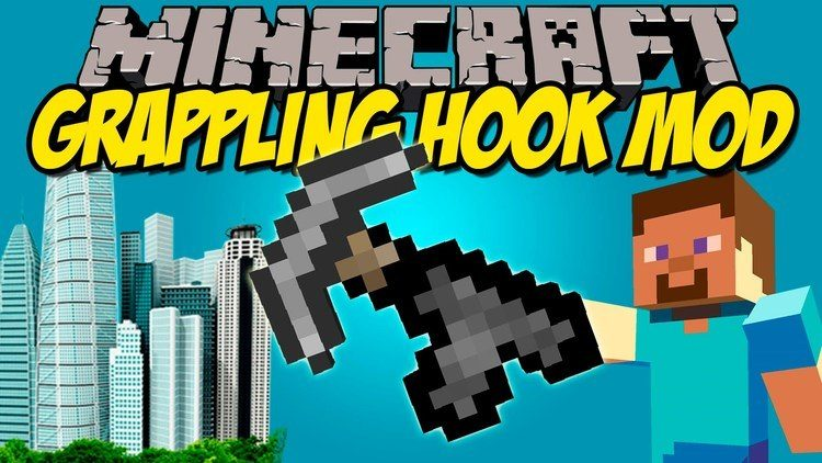 Grappling Hook Mod 0