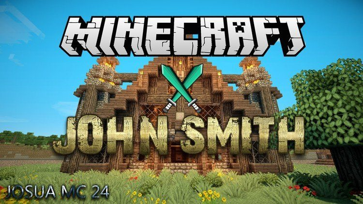 John Smith Legacy Resource Pack 0