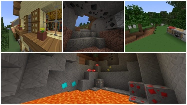 Sapixcraft Original Resource Pack 3