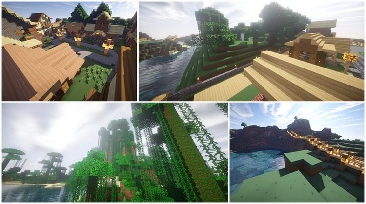Sapixcraft Original Resource Pack 5