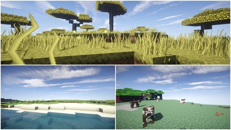 Sphax PureBDcraft Resource Pack 3
