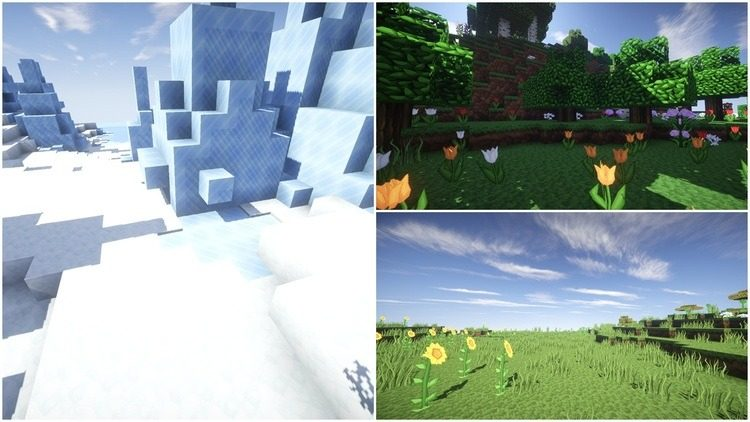 Sphax PureBDcraft Resource Pack 4