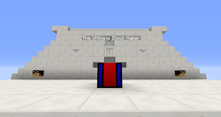 The Ultimate Block 3 Map 2