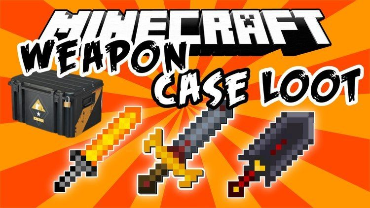 Weapon Case Loot Mod 0