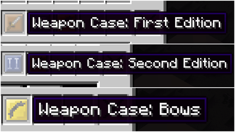 Weapon Case Loot Mod 1