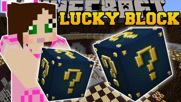 Astral Lucky Blocks Mod Logo