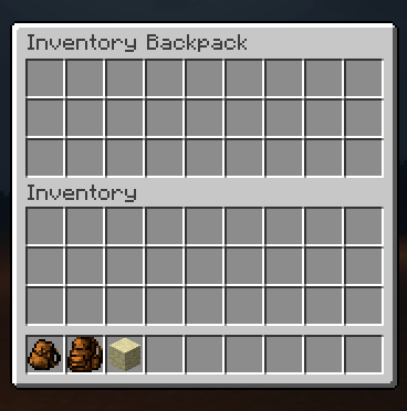 Good Old Backpacks Mod 1