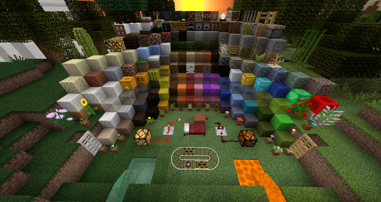 Lithos Core Resource Pack 01