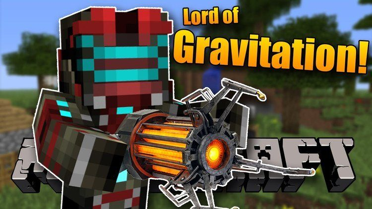 Lord Of Gravitation Map Logo