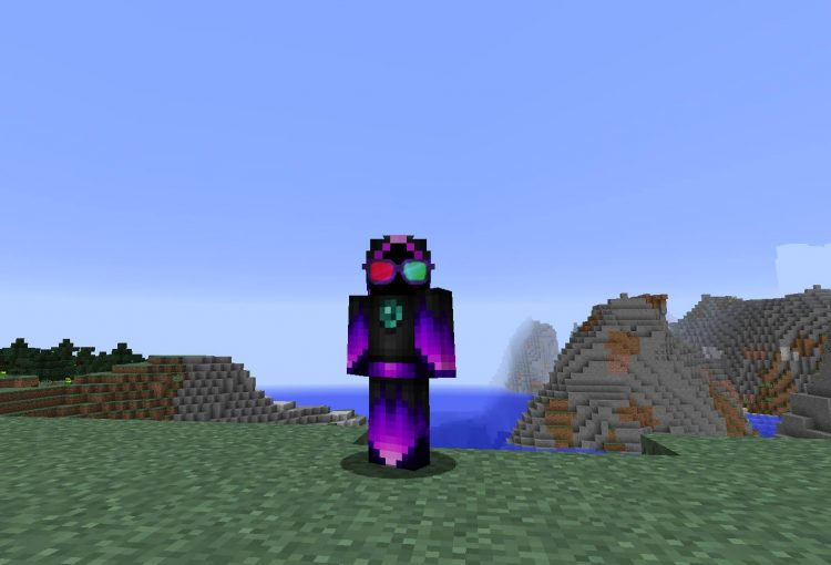Monster's Glasses Command Block 2