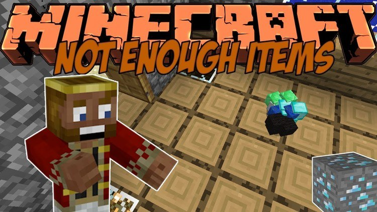 Not Enough Items Mod Logo