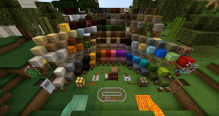 Persistence resource pack 01