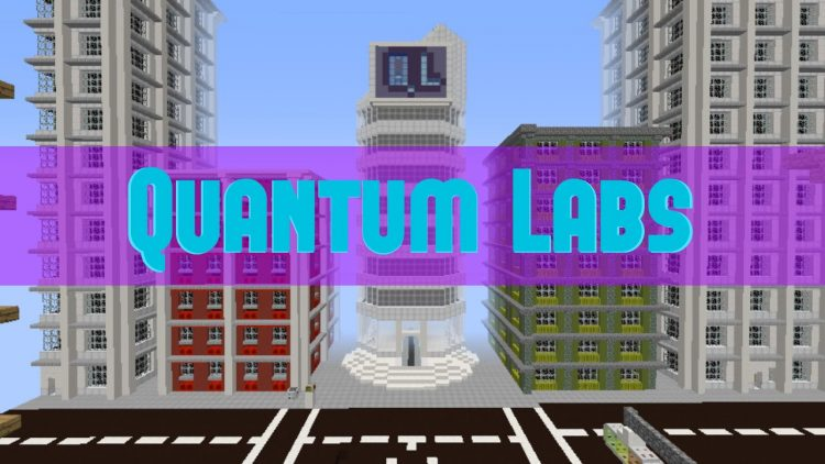 Quantum Labs Map logo