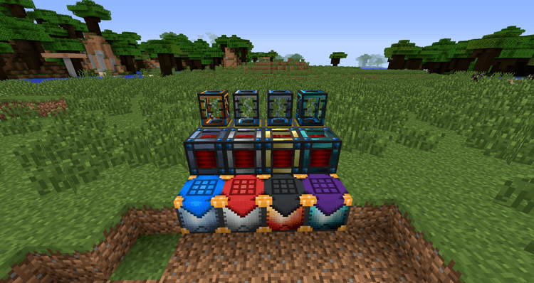 Thermal Expansion mod 01