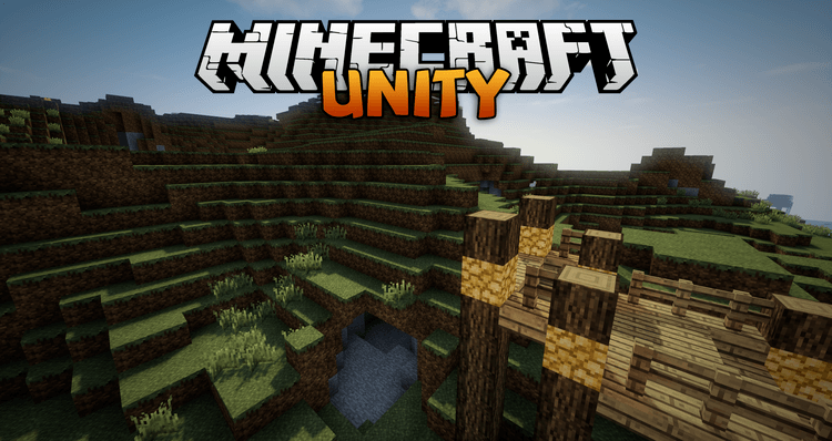 Unity resource pack logo