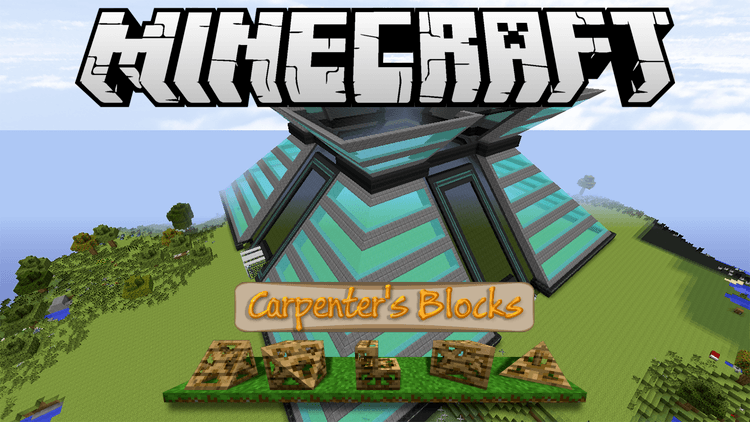 carpenters blocks 1.7.10