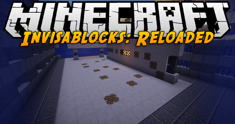 Invisablocks Reloaded Map 0