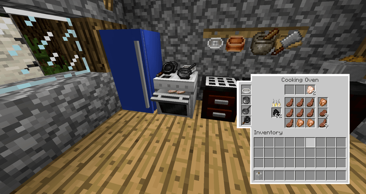 Cooking for Blockheads Mod 4