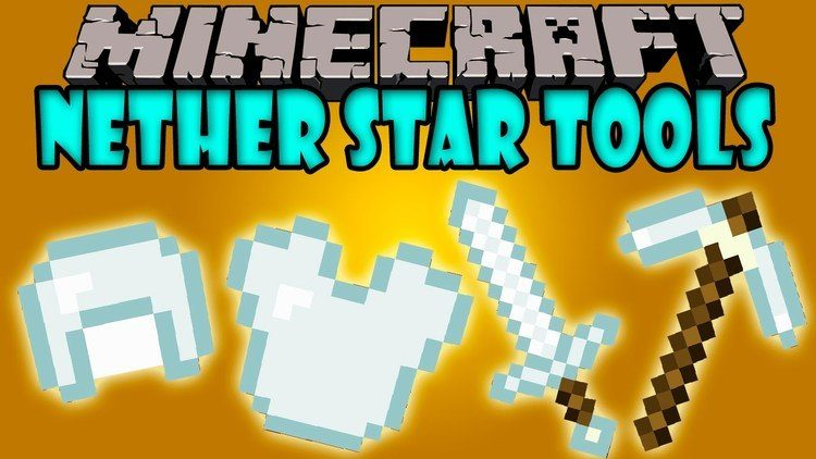 Nether Star Tools Mod 0