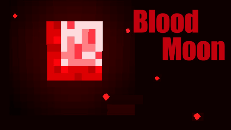 Blood Moon Mod logo