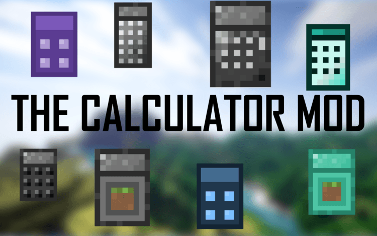 Calculator mod logo