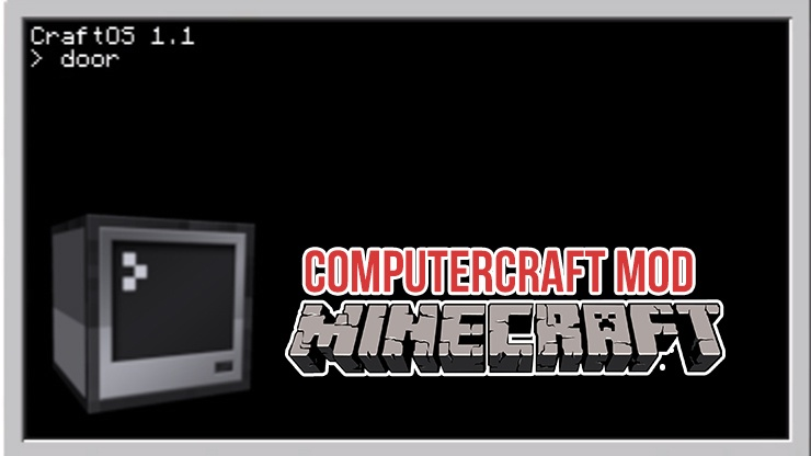 ComputerCraft Mod Logo