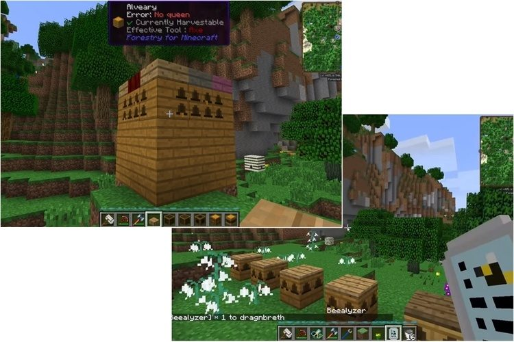 Forestry Mod 2