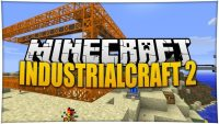 Industrial Craft 2 mod logo