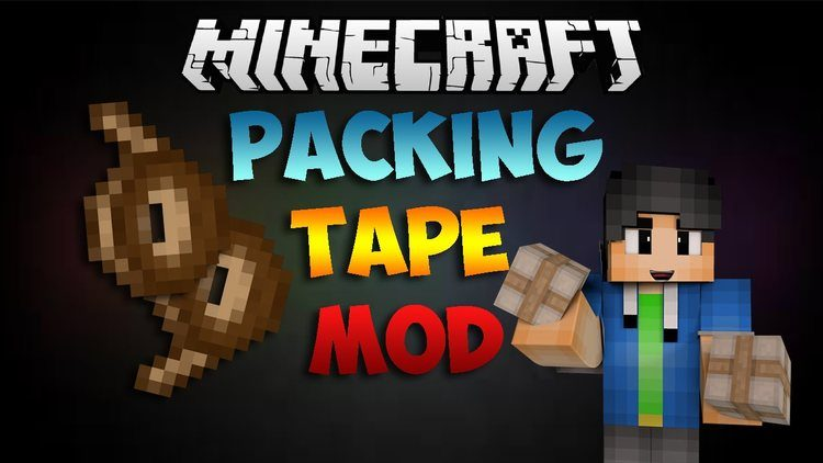 Packing Tape mod logo