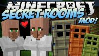 Secret Rooms mod logo