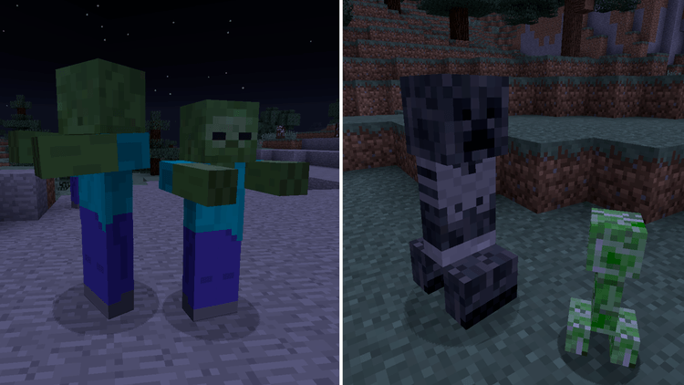 Special Mobs Mod 01