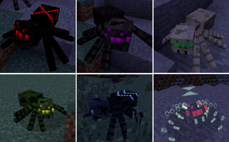 Special Mobs Mod 03