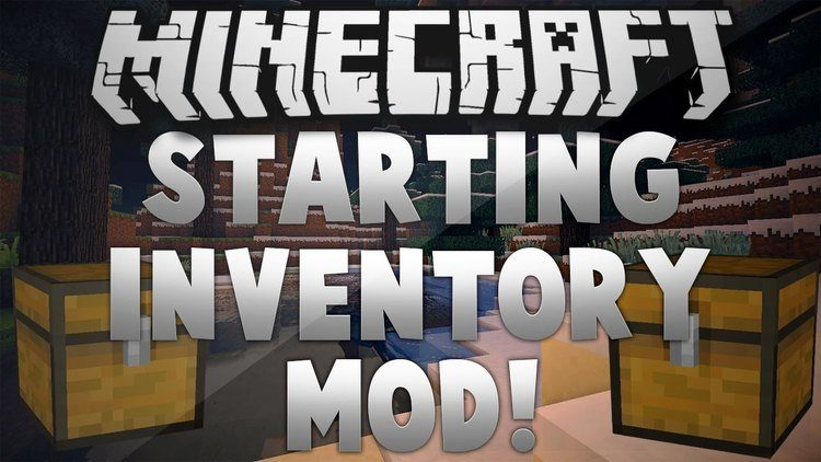 Starting Inventory Mod Logo