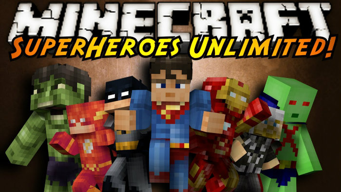 Superheroes Unlimited Mod LOGO