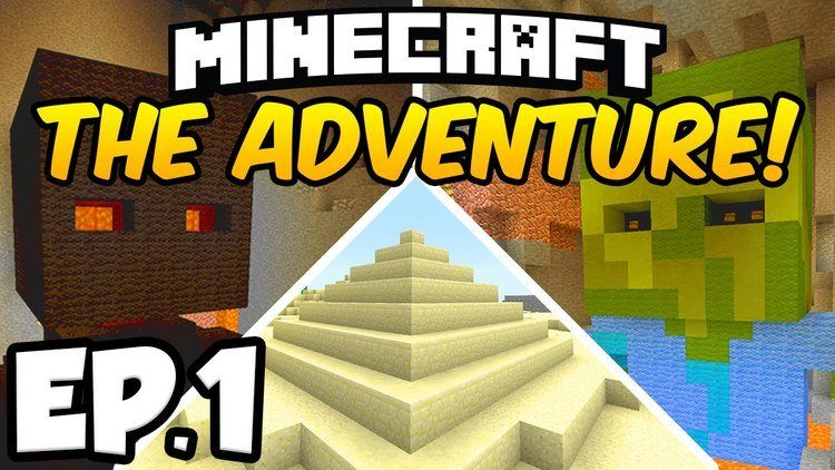 The Adventure Map logo