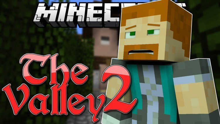 The Valley 2 map logo
